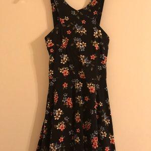 NEW Hollister Floral Dress